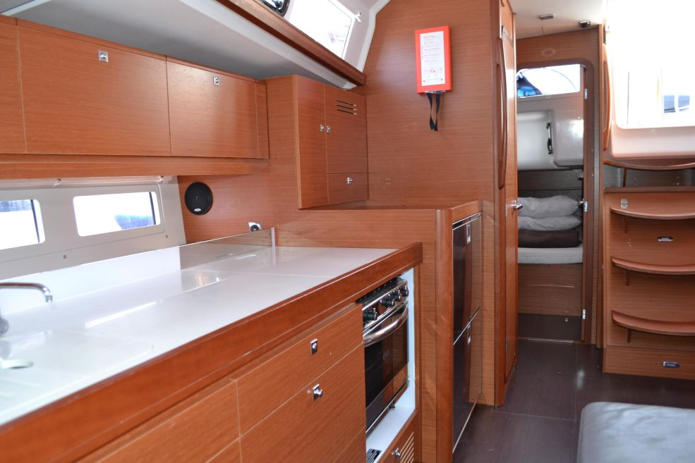 Dufour 460 GL Liberty (CYTHERE)  - 10