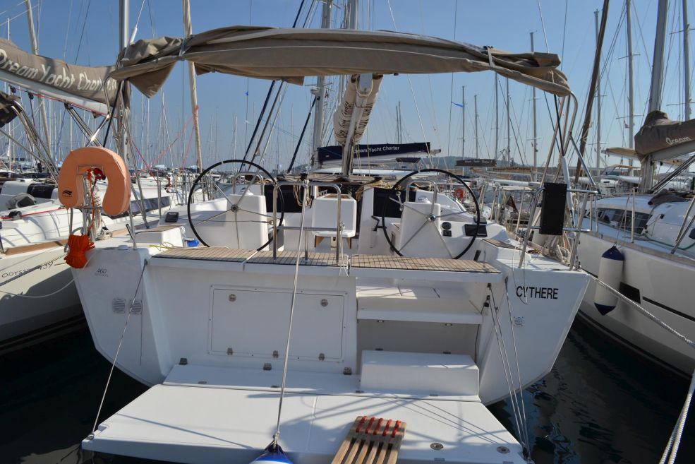 Dufour 460 GL Liberty (CYTHERE)  - 1