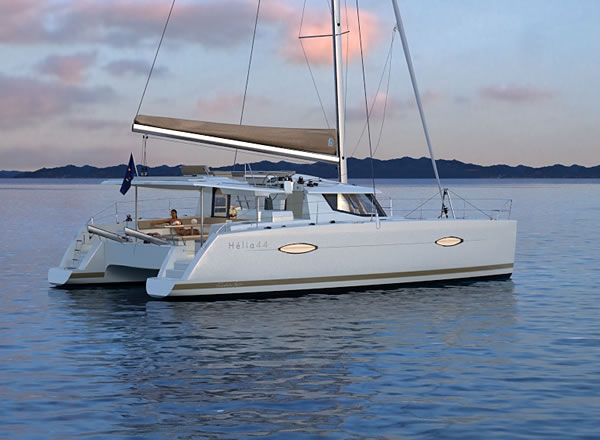 Helia 44 with watermaker & A/C - PLUS (OPUS)  - 0