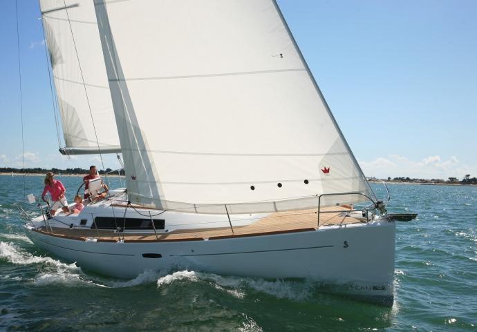 Oceanis 37 R (STARDUST)  - 1