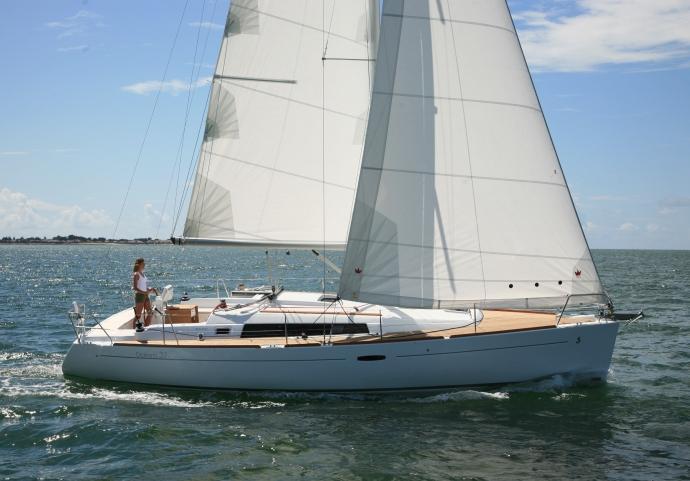 Oceanis 37 R (STARDUST)  - 2