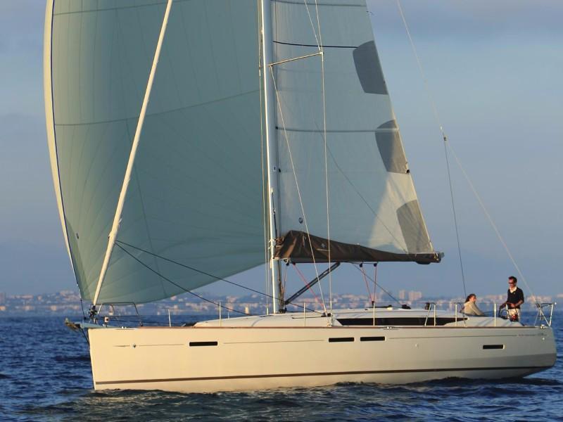 Sun Odyssey 449 (Tortuga)  - 3