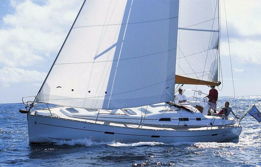 Oceanis 393 (MILICA)  - 2