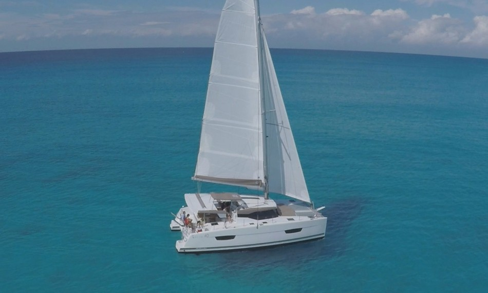 Lucia 40 with watermaker & A/C - PLUS (ENTANGLEMENT)  - 1