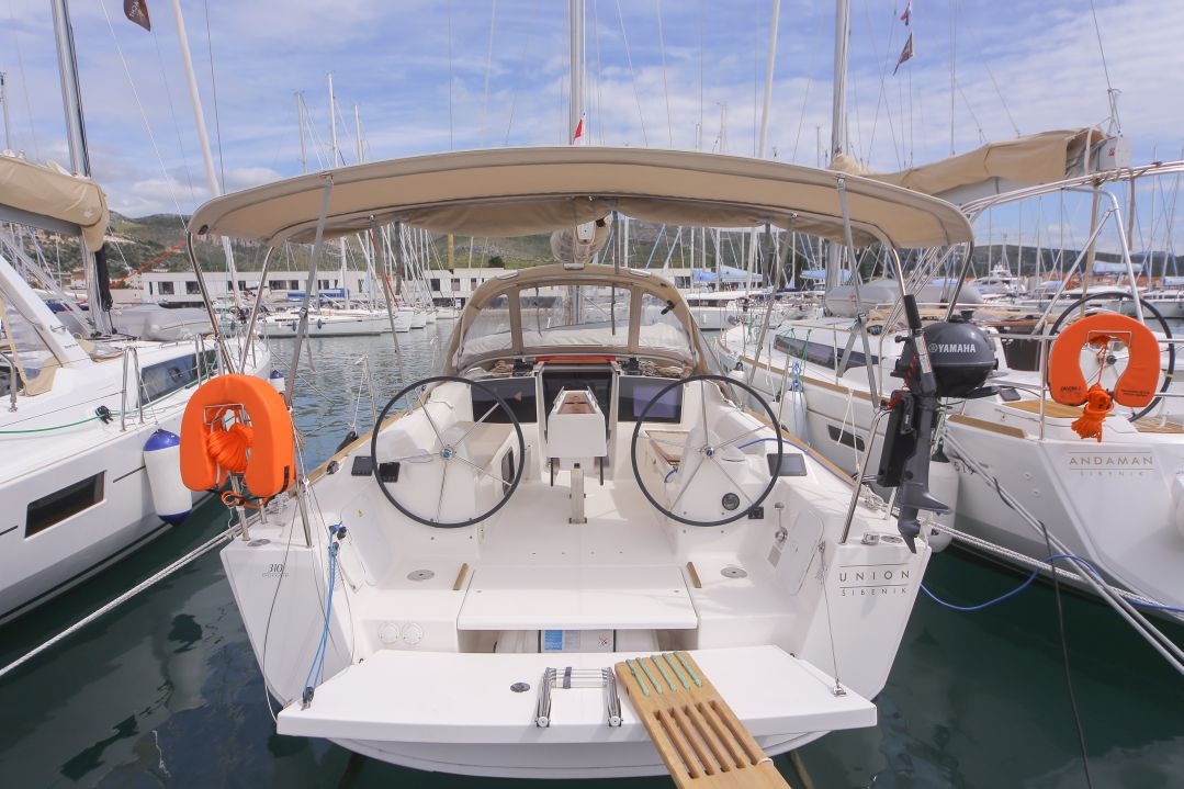 Dufour 310 GL Liberty (UNION)  - 11