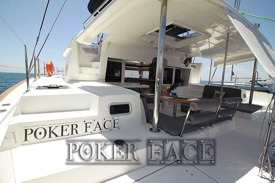 Lagoon 450 (Poker Face)  - 1