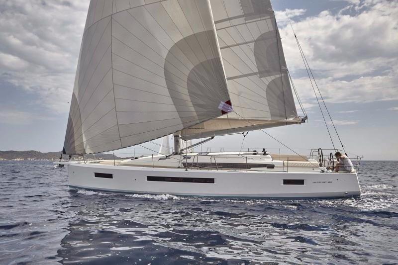 Sun Odyssey 490 (ath49001)  - 1