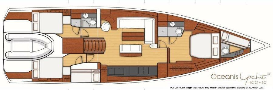 Oceanis Yacht 62 (Thora Helen)  - 3