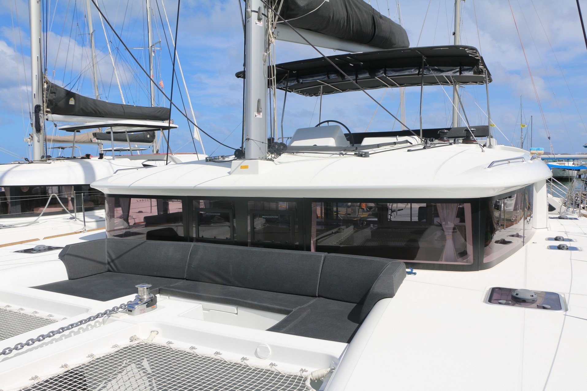 Lagoon 450 (Sea Runner III)  - 2
