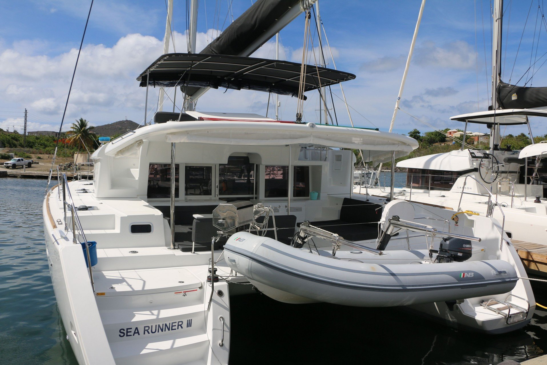 Lagoon 450 (Sea Runner III)  - 3