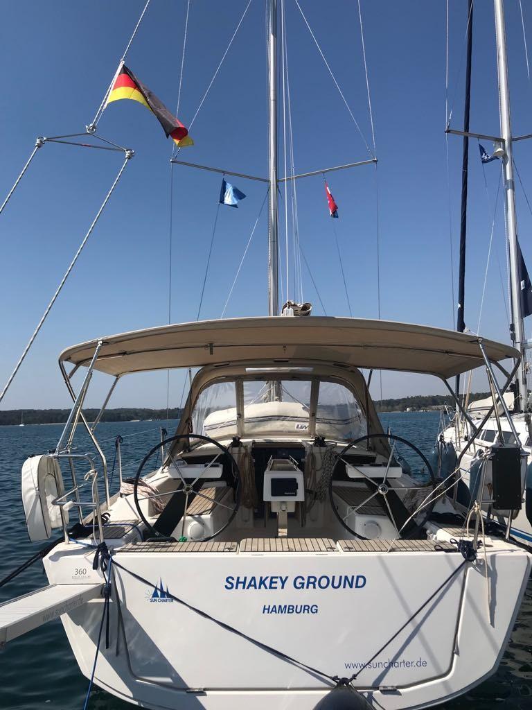 Dufour 360 Liberty (Shakey Ground)  - 2