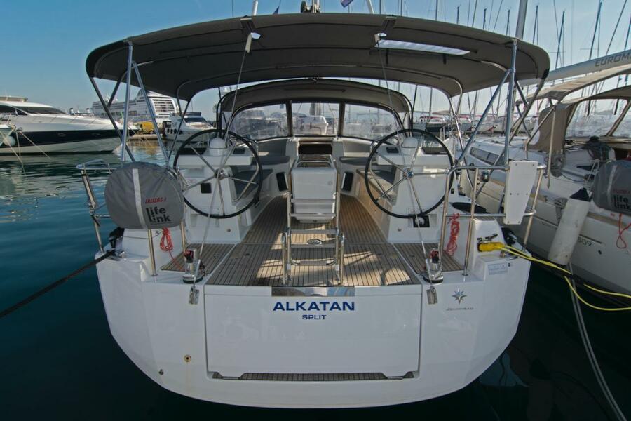 Jeanneau 51 (Alkatan)  - 2