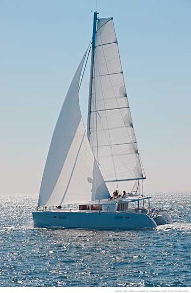 Lagoon 450 F (LINNÉA AF SWEDEN)  - 0