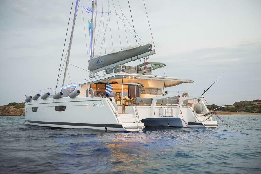 Saba 50 (Sea Energy V)  - 0