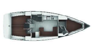 Bavaria Cruiser 41 (Khimeya)  - 15