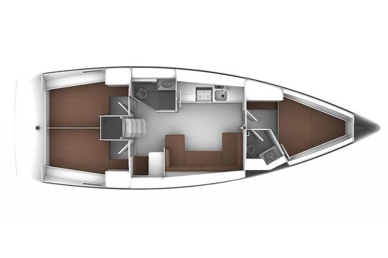 Bavaria Cruiser 41 (DOLCE VITA)  - 3