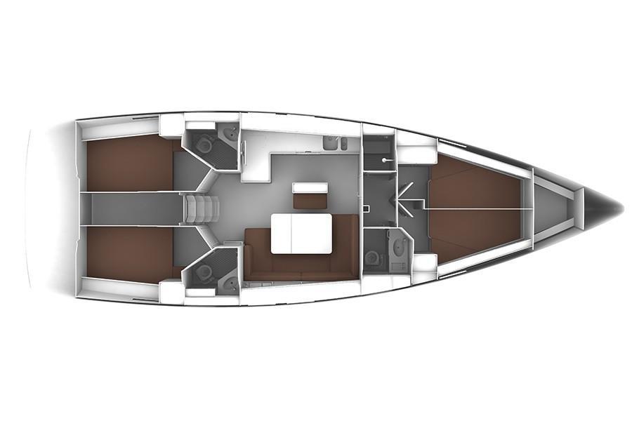 Bavaria Cruiser 46 (LOVRO)  - 9