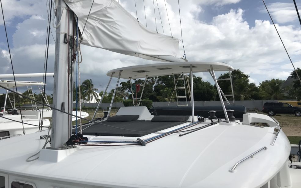 Lagoon 450 with A/C (Delphi)  - 19