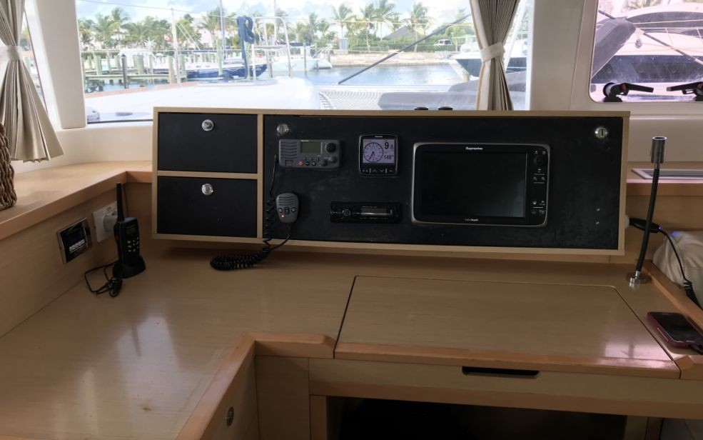 Lagoon 450 with A/C (Delphi)  - 6