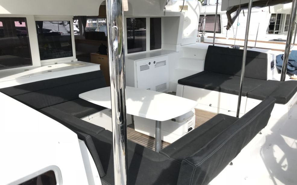 Lagoon 450 with A/C (Delphi)  - 7