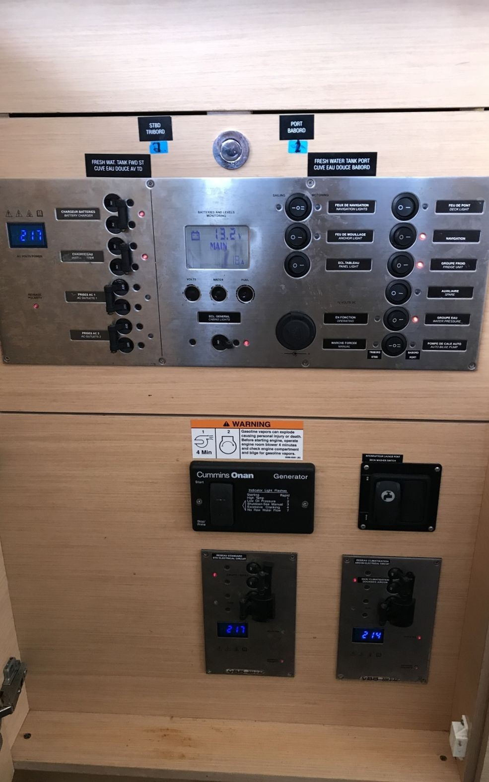 Lagoon 450 with A/C (Delphi)  - 18