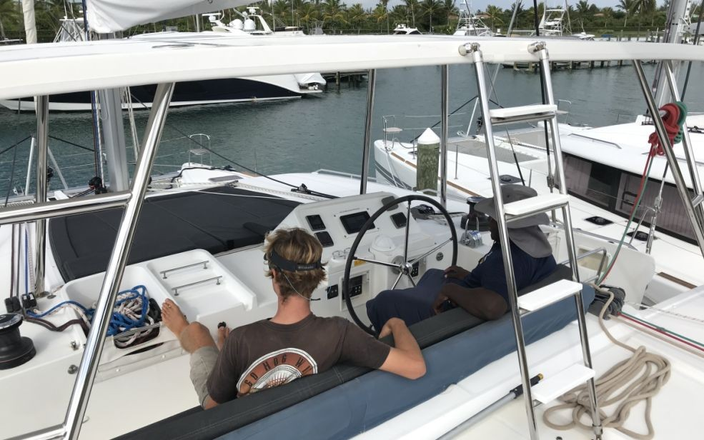 Lagoon 450 with A/C (Delphi)  - 10