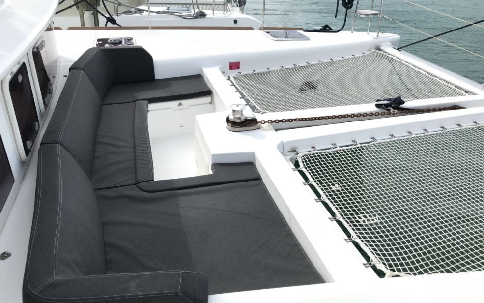 Lagoon 450 with A/C (Delphi)  - 1
