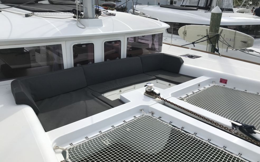 Lagoon 450 with A/C (Delphi)  - 2