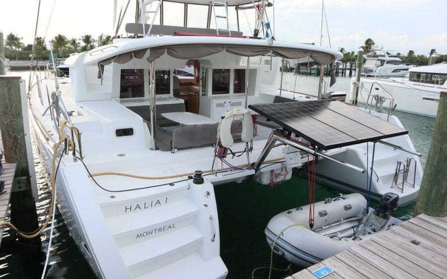 Lagoon 450 with A/C (Halia)  - 0