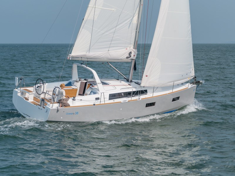 Oceanis 38.1 (OBSESSION)  - 0