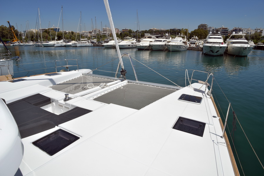 Lagoon 52 F with watermaker & A/C - PLUS (KARYSTA)  - 3