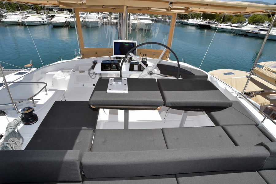 Lagoon 52 F with watermaker & A/C - PLUS (KARYSTA)  - 7