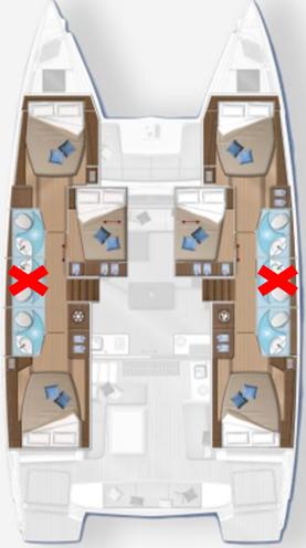 Lagoon 50 (Bollinger (BAH))  - 2