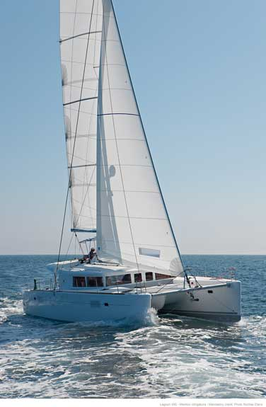 Lagoon 450 F (Tramontane)  - 1