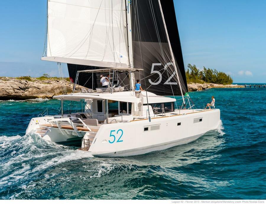Lagoon 52 (Sea Runner II)  - 84