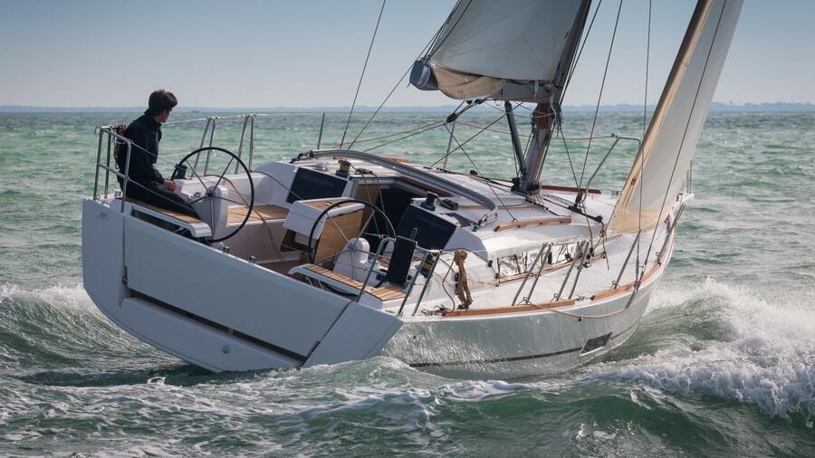 Dufour 350 Adventure (PISSARRO)  - 1