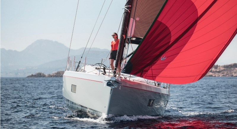 Oceanis 51.1 with watermaker & A/C - PLUS (KLEE)  - 2