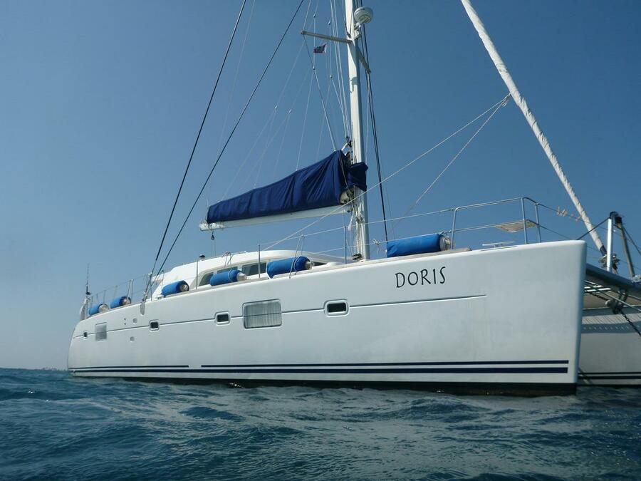 Lagoon 500 (Doris)  - 8