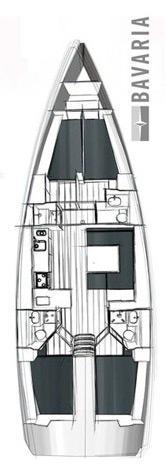 BAVARIA CRUISER 45 (4082)  - 15