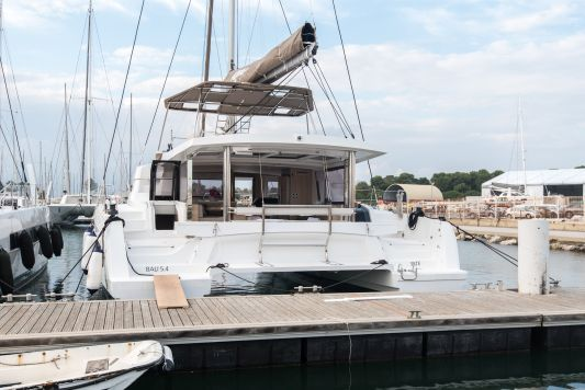 Bali 5.4 with watermaker & A/C - PLUS (JULIA I)  - 8