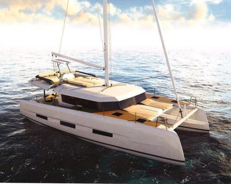 Dufour 48 Catamaran (Mojito)  - 1