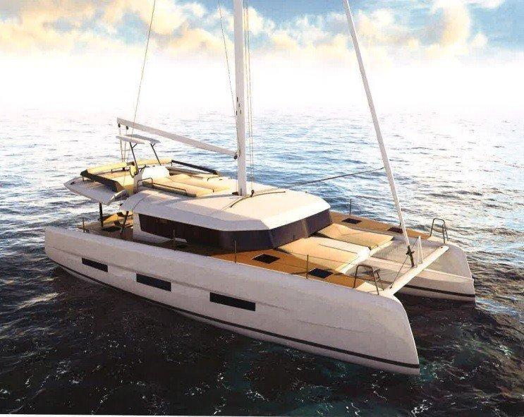 Dufour Catamaran 48 Luxe with A/C (BELIEVE)  - 1