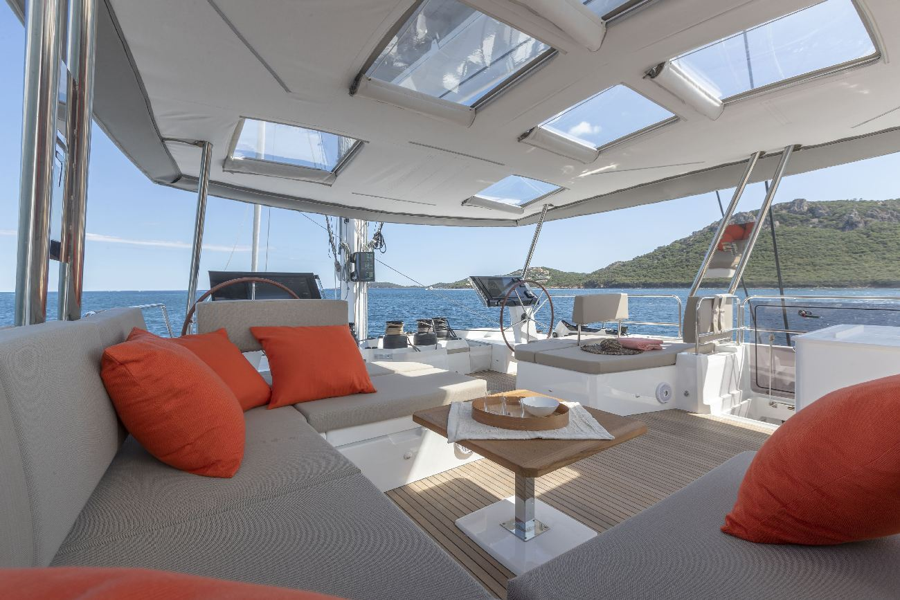 Fountaine Pajot Alegria  67 (Number One)  - 8