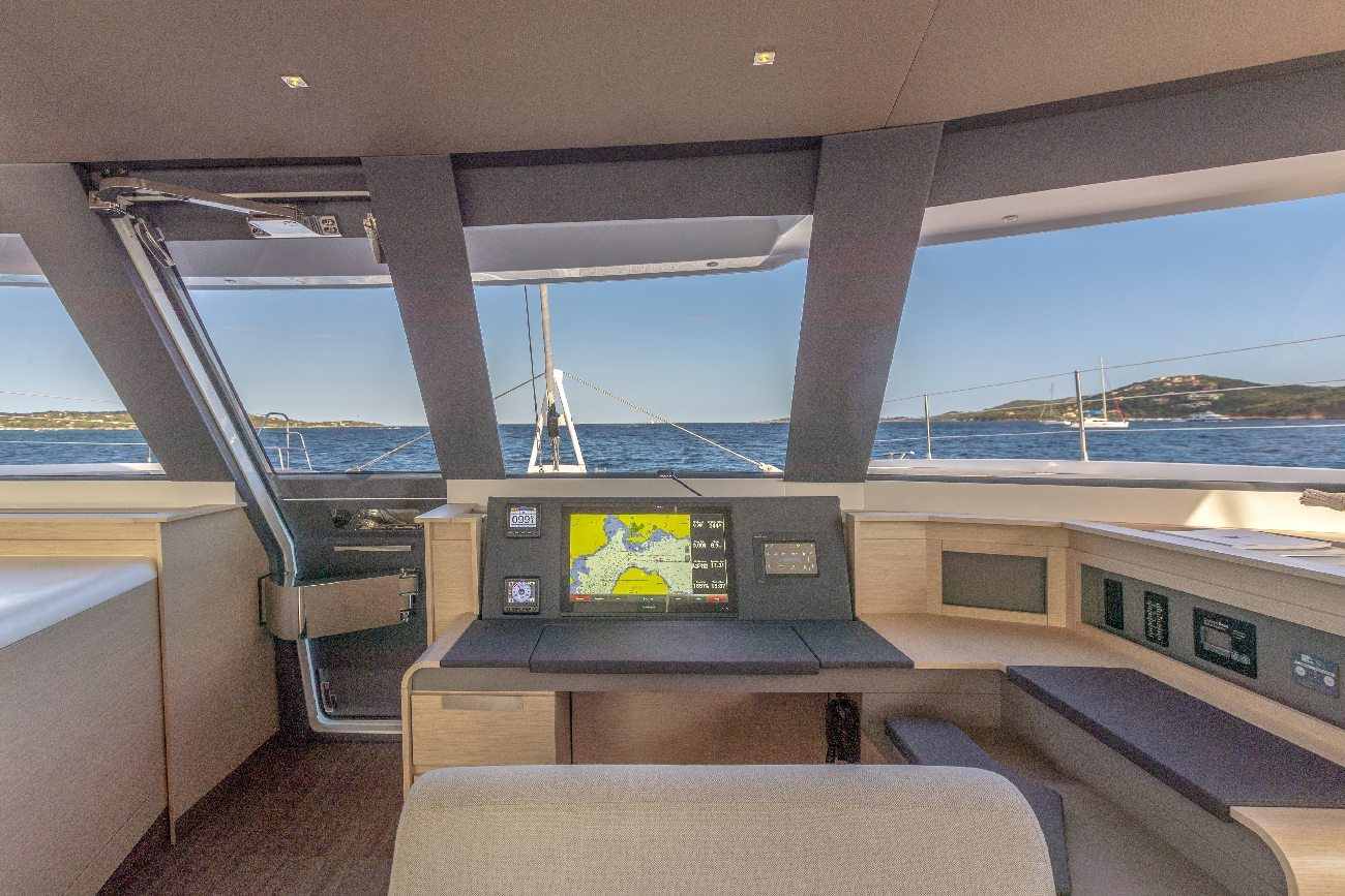 Fountaine Pajot Alegria  67 (Number One)  - 10