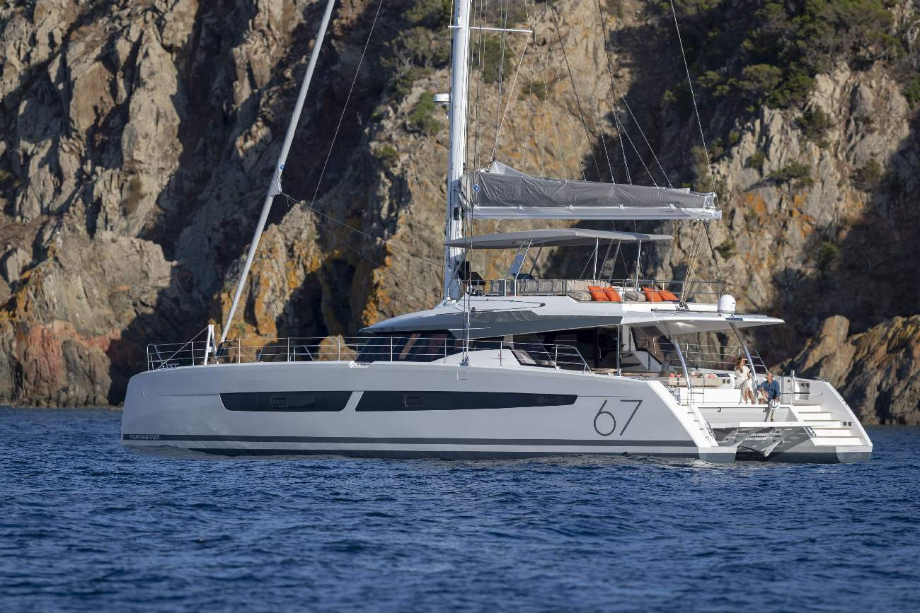 Fountaine Pajot Alegria  67 (Number One)  - 11