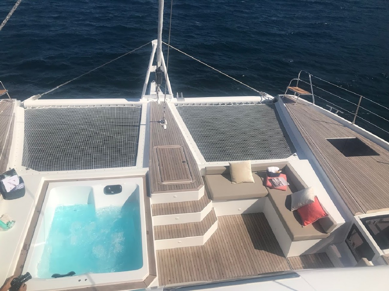 Fountaine Pajot Alegria  67 (Number One)  - 12