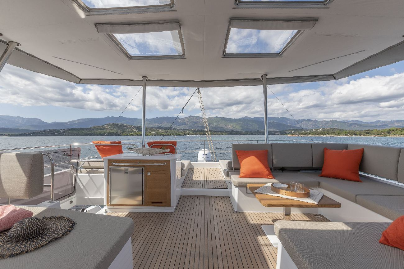 Fountaine Pajot Alegria  67 (Number One)  - 5