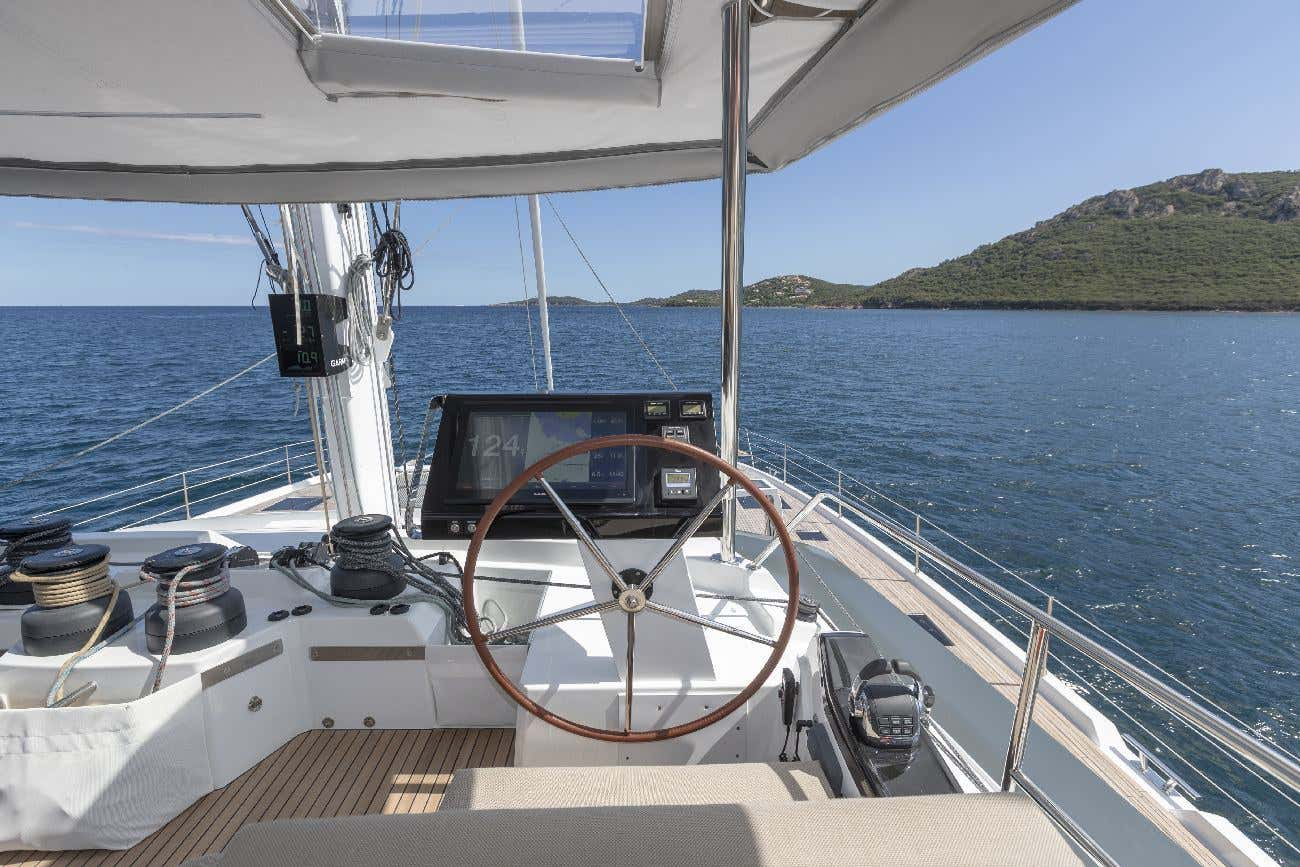 Fountaine Pajot Alegria  67 (Number One)  - 6