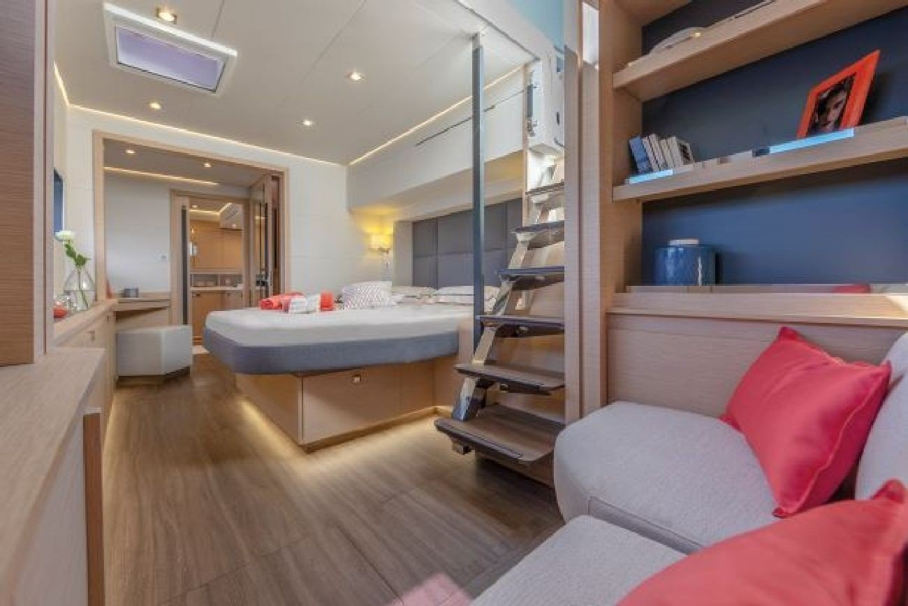 Fountaine Pajot Alegria  67 (Number One)  - 2
