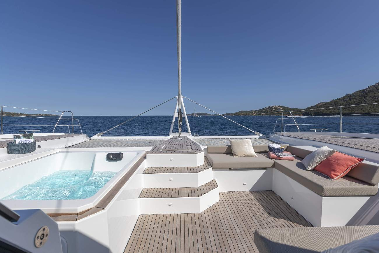 Fountaine Pajot Alegria  67 (Number One)  - 9